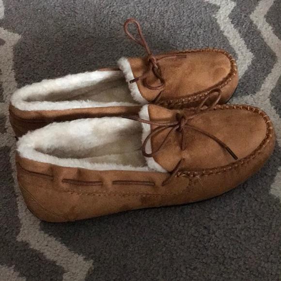 Lucita Shoes | Vegan Leather Fur Lined